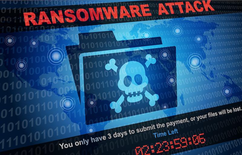 Ransomware et les cabinets médicaux