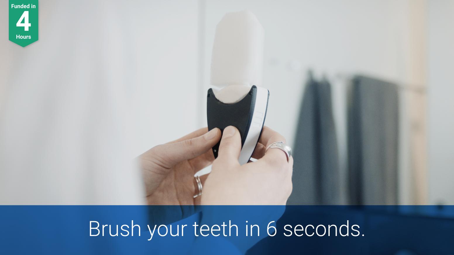 La brosse à dents intelligente